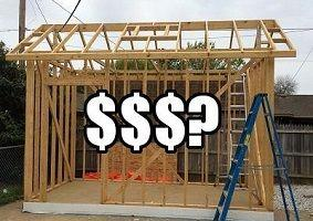 Cost To Build A Backyard Office Easy Backyard Office
